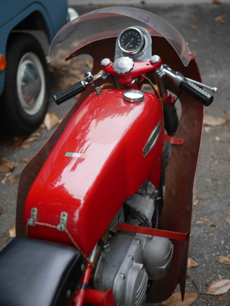 Aermacchi CRTT with lovely rectangular tank