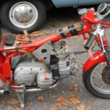 Aermacchi CRTT and Paul Brodie modifications