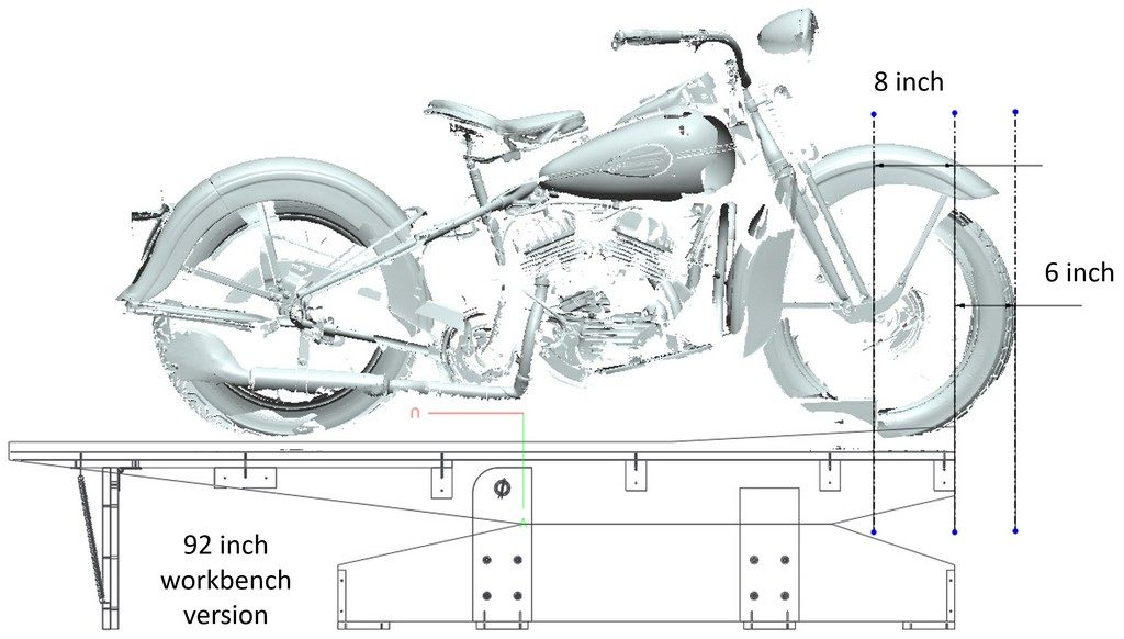 Does it fit? It was designed for Harley-Davidson 45.