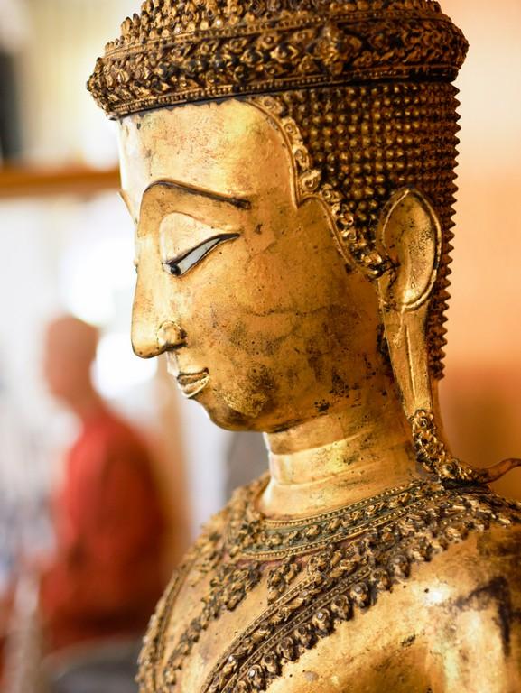 Very beautiful Buddha.