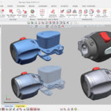 Triumph T-120: 3D scan and design new master cylinder